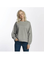 Noisy May Pullover nmChristian grau