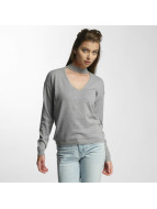 Noisy May Pullover nmBound gris