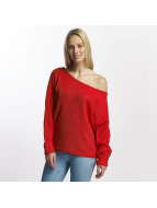Noisy May Pullover nmAbbey red