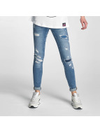 Noisy May Skinny Jeans nmEve mavi