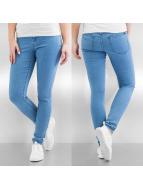 Noisy May Skinny Jeans nmParis niebieski
