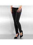 Noisy May Skinny jeans NMLucy svart