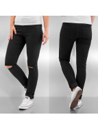 Noisy May Skinny jeans nmDevils New Cut zwart
