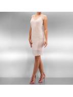 Noisy May Sukienki NMGlitter Short rózowy
