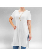 Noisy May T-Shirt nmBarb blanc