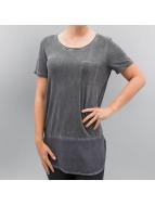 Noisy May T-shirt nmPuma grigio