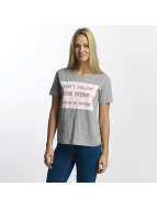 Noisy May t-shirt nmAlfred grijs
