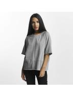 Noisy May t-shirt nmKaya grijs