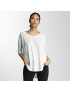 Noisy May T-Shirt manches longues nmAnna blanc