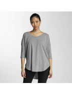 Noisy May T-Shirt manches longues nmAnna gris