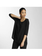 Noisy May T-Shirt manches longues nmAnna noir
