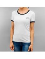 Noisy May T-Shirt NMRetro weiß