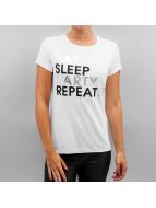 Noisy May T-Shirt NMGustav white