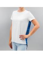Noisy May T-skjorter nmVisteria hvit