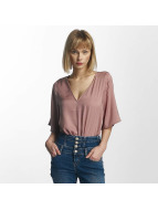 Noisy May Top Fast 2/4 Sleeve rosa