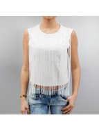 Noisy May Top nmFrey Fringe white
