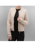 Noisy May Transitional Jackets nmNew beige