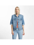 Noisy May Transitional Jackets nmMino Denim blå