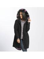 Noisy May Winter Jacket nmStation black