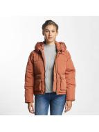 Nümph Зимняя куртка Kundong коричневый