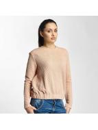 Nümph Пуловер Bengta розовый