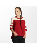 Jenette Knit Sweater Red...