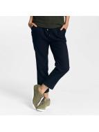 Nümph Látkové kalhoty Raina modrý