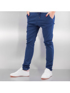 Nümph Pantalone chino New Lena blu