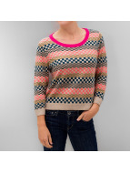 Nümph Pullover Charlie Knit multicolore