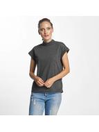 Nümph t-shirt Hardykiwi High Neck grijs