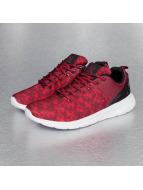 NY Shoes Сникеры Baphomet Low красный