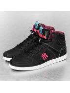NY Shoes Сникеры Russel черный