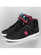NY Shoes Baskets Russel noir