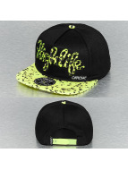 Official Snapback Caps Highlife 95 musta