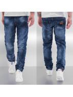 One Public Jeans Straight Fit Basic bleu