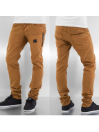 One Public Jeans Straight Fit One P. brun