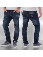 One Public Straight Fit Jeans Public blau