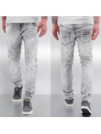 One Public Straight fit jeans Public grijs