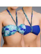 O'NEILL Bikini Reversible Bandeau blauw