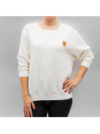 O'NEILL Pullover Quilted blanc