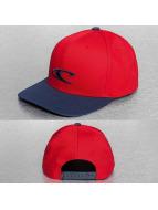 O'NEILL Snapback Caps Logo czerwony