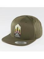 O'NEILL Snapback Caps BM Point Sal oliwkowy