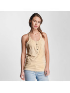 O'NEILL Racerback Tank Top Creme Brulee