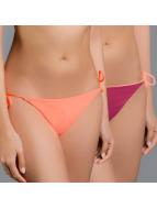 O'NEILL Reversible Solid Tieside Bottom Fluoro Peach