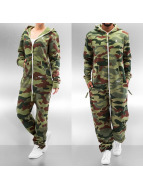OnePiece Jumpsuit Camouflage mimetico