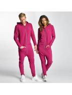 OnePiece Jumpsuit Uno Onesie pink