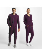 OnePiece jumpsuit Uno rood
