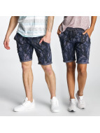 OnePiece Shorts Abyss blau