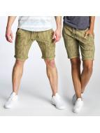 OnePiece shorts Stream groen