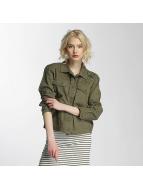 Only Демисезонная куртка onlMiyazaki зеленый